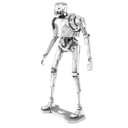 Star Wars Rogue One Metal Earth K-2S0 Model Kit